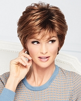 Soft Romance - Traditional Stretch Cap Synthetic Hair Wig - Gabor