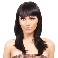 HH Natural Alcasa - 100% Brazilian Human Hair Wig - It's A Wig