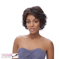 Full Comfort - Full Lace Wig - Heat Style Synthetic Hair Wig - Its A Wig