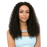 HH Hot Wave - Brazilian Human Hair Lace Front Wig - It's A Wig