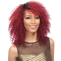 Lilith - Brazilian Natural Human Hair Wig - It's A Wig