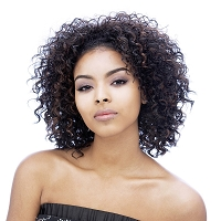 Puffy - Naturally Curly Synthetic Hair Wig - Its A Wig