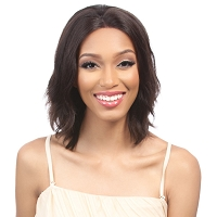 HH Samos 100% Brazilian Remi Swiss Lace Front Wig Human Hair - It's A Wig