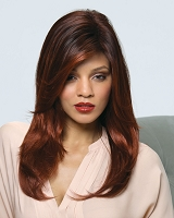 Angelica 1625 - Traditional Stretch Cap Design Synthetic Hair Wig - Noriko