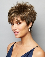 Brady 1704 - Lace Front Synthetic Hair Wig - Rene of Paris - Noriko Collection