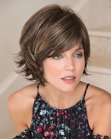 Sky PM 1694 - Partial Monofilament Top Synthetic Hair Wig - Rene of Paris - Noriko