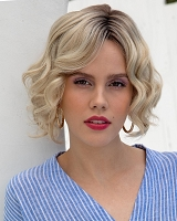 Jean 6532 - Lace Front Lace Part Synthetic Hair Wig - Rene of Paris - Orchid Collection