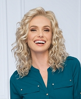 Radiant Beauty - Flexlite® Lace Front Monofilament Part Synthetic Hair Wig - Luxury Collection® - Gabor