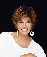 Free Spirit - Monofilament Top Synthetic Hair Wig - Raquel Welch