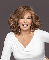 Goddess - Lace Front Monofilament Top Synthetic Hair Wig - Raquel Welch