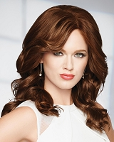 Knockout - Lace Front Monofilament Top 100% Human Hair Wig - Raquel Welch