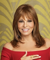 Star Quality - Lace Front Monofilament Part Synthetic Hair Wig - Raquel Welch