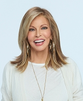 Watch Me Wow - Temple to Temple Lace Front Monofilament Crown Synthetic Hair Wig - Raquel Welch