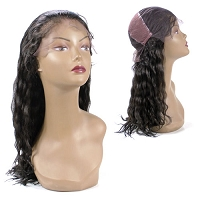 Samaya FLW00137 - Loose Deep Wave 100% Remi Human Hair Lace Wig - Professional Specialty - Custom Wig - Salon Look