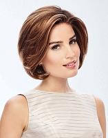 Sheer Style - Flexlite® Sheer Lace Front Monofilament  Synthetic Hair Wig - Gabor