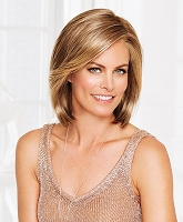 Timeless Beauty - Flexlite - Lace Front Mono Part  - Synthetic Hair Wig - Gabor