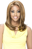 Emery - Futura Fiber Swiss Lace Synthetic Fiber Handmade Wig - Vivica Fox