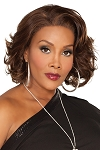 Leslee - 100% Premium Remi Human Hair Front Lace Wig - Vivica Fox