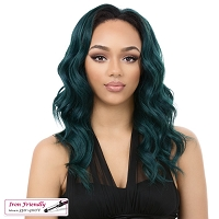 Dallas Girl Heat Style Synthetic Half Wig - It's A Wig