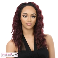 Dominican Girl Heat Style Synthetic Half Wig - It's A Wig