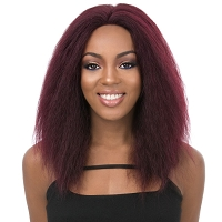HH Mocha Full Lace Human Hair Wig - It's A Wig