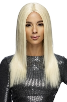 Cello - 100% Remi Natural Brazilian Full Swiss Lace Front  Human Hair Wig - Vivica Fox