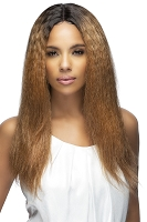 Emerson - Remi Natural Brazilian Swiss Full Lace Human Hair Lace Front Wig - Vivica Fox