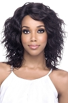 Faydra - Remi Natural Brazilian Lace Front Human Hair Wig - Vivica Fox