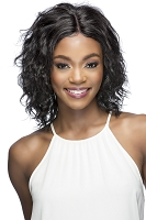 Lapis - 100% Remi Natural Brazilian Full  Swiss Lace Human Hair Wig - Vivica Fox
