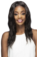 Prema - 100% Extended Lace Front Human Hair Lace Front Wig - Vivica Fox