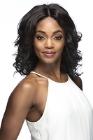 Vermont  Remi Natural Brazilian 360° Full Swiss Lace Invisible Center Part - Human Hair Wig - Vivica Fox