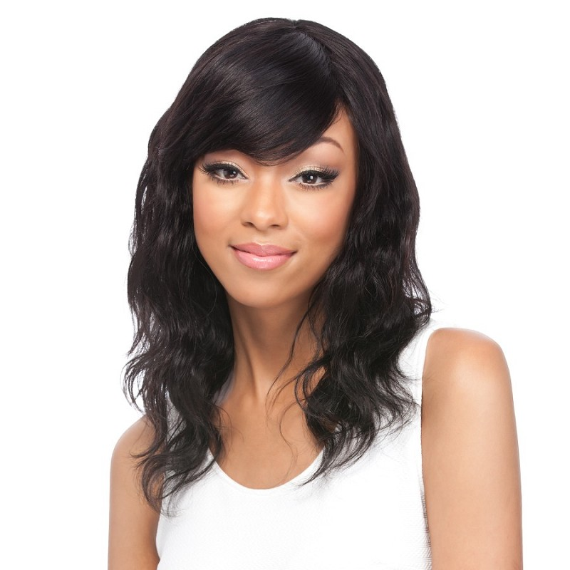 "HH Body Wave 16"" Brazilian Human Hair Wig - It's A Wig"