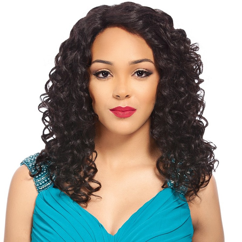 HH FORTE SWISS LACE HUMAN HAIR WIG - IT'S A WIG