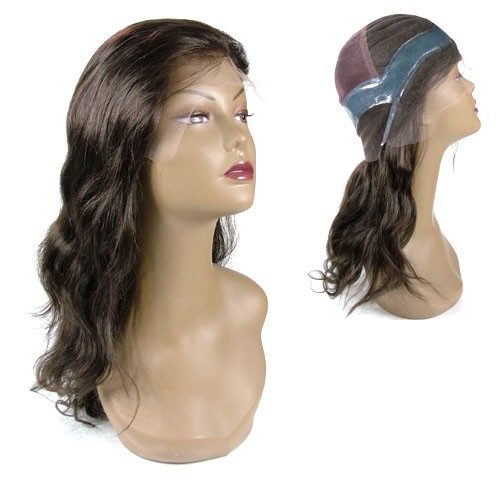 BRIDGETTE THIN SKIN PERIMETER LACE WIG - SALON LOOK