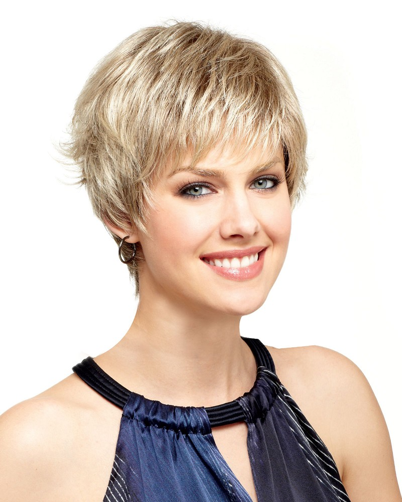 ROSIE 2528 MONOFILAMENT TOP WIG - COLOR: FROSTI BLOND - AMORE