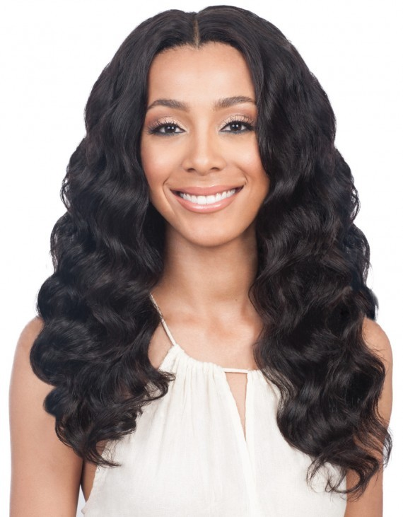MHDVL001 LOOSE WAVE - EXTRA LONG LUXURY REMI UNPROCESSED VIRGIN HUMAN HAIR WIG - BOBBI BOSS