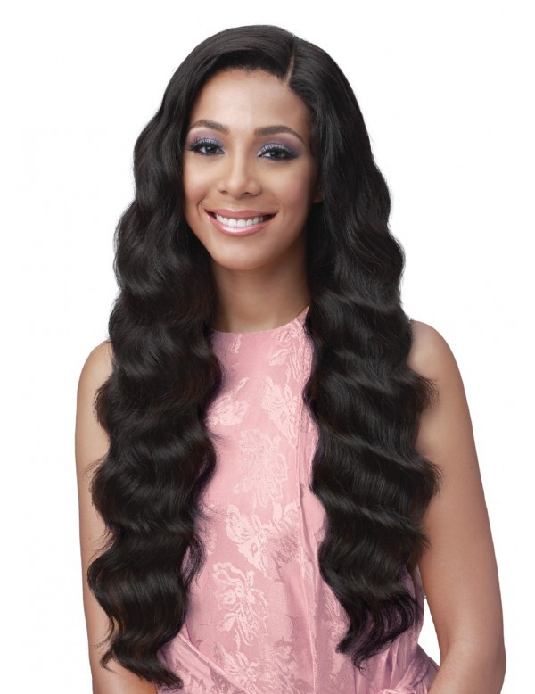 "BOBBI BOSS OCEAN WAVE 32"" VIRGIN REMY FULL LACE WIG"