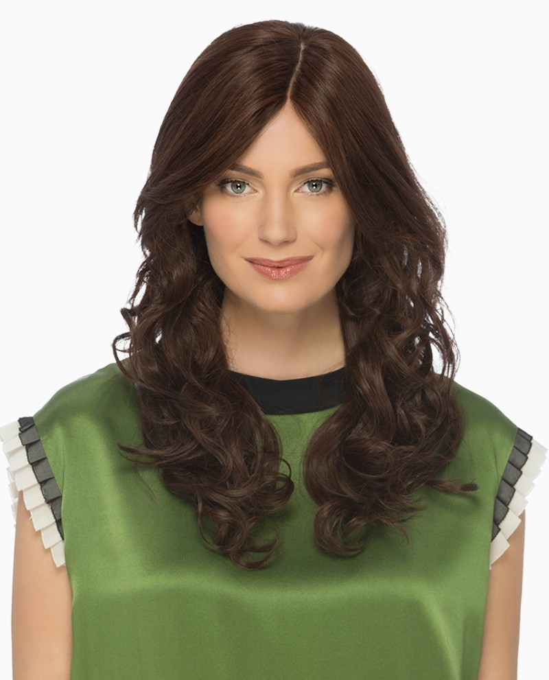 ISABEL REMI HUMAN HAIR WIG -FRENCH PART - ESTETICA