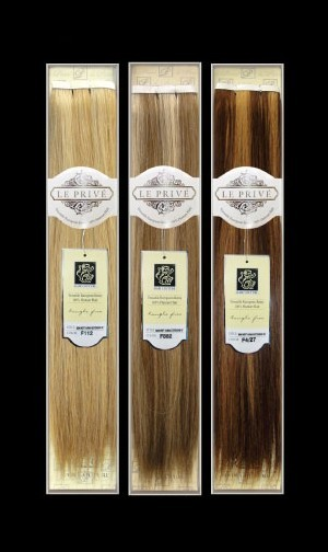 TAPE ON HAIR EURO SILKY STRAIGHT EXTENSIONS - SKIN WEFT - HAIR COUTURE