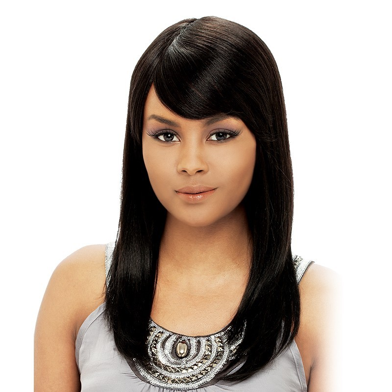 HH 1214 100% LUXURY INDIAN REMI HUMAN HAIR WIG - IT'S A WIG