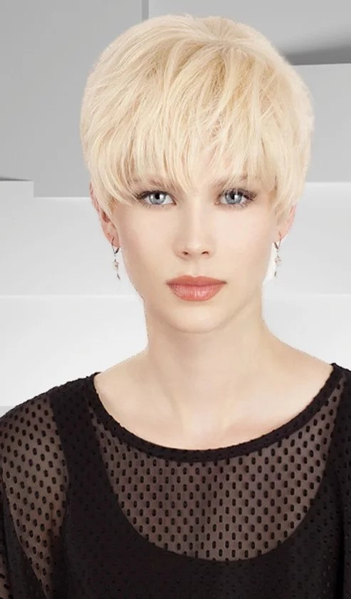 LOUIS FERRE CRYSTAL 9008 MONOFILAMENT LACE FRONT HUMAN HAIR WIG