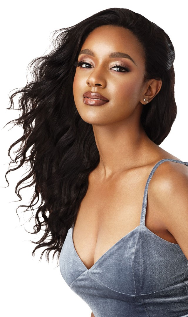 OUTRE LOOSE BODY WAVE - MYTRESSES FULLY HAND-TIED LACE WIG