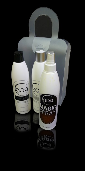 909 Hair Care Set - PROFESSIONAL SPECIALTY HAIR CARE PRODUCT