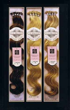 HAIR COUTURE ITIP BODY WAVE PREGLUED STRANDS - PROFESSIONAL QUALITY