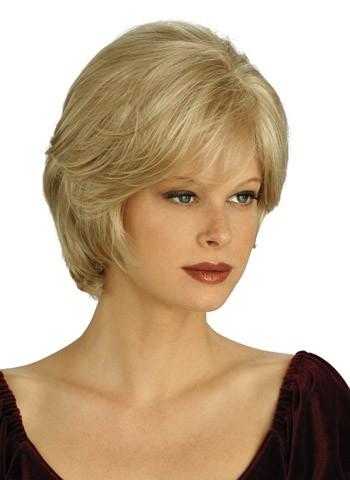 LLOUIS FERRE MARTHA 6003 MONOFILAMENT HAND-TIED SYNTHETIC HAIR WIG