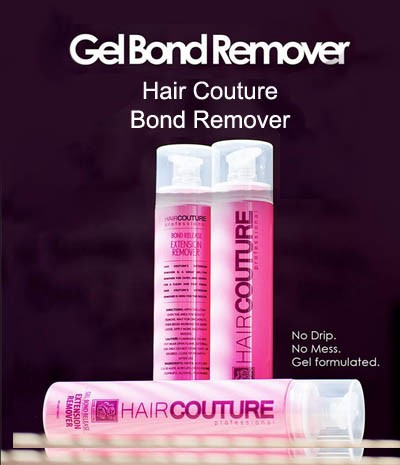 Hair Couture - Gel Bond Remover 4oz. - PROFESSIONAL PRODUCT