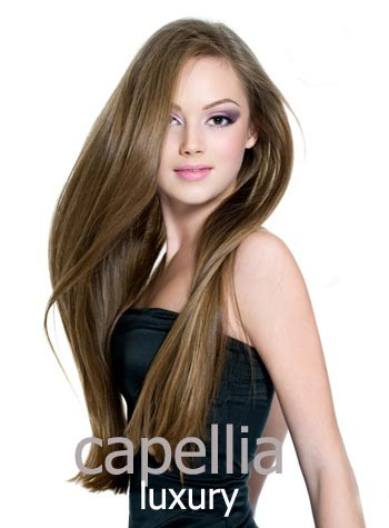 CAPELLIA FINE LUXURY HUMAN HAIR EXTENSIONS