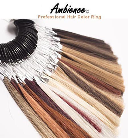AMBIENCE HAIRPIECE COLOR RING