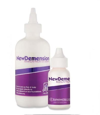 NEW DIMENSIONS WIG & TOUPEE ADHESIVE