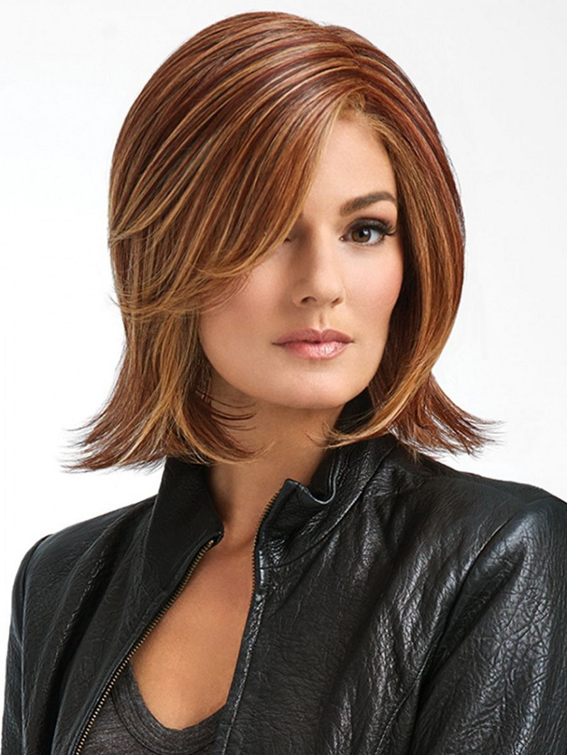 BIG TIME LACE FRONT MONOFILAMENT TOP WIG - RAQUEL WELCH